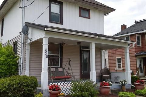 Townhouse for sale at 698 Fischer St Pembroke Ontario - MLS: 1147490