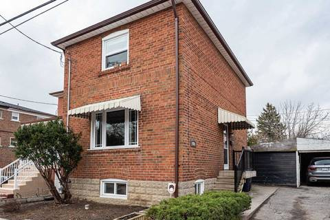 House for sale at 698 Winona Dr Toronto Ontario - MLS: C4731458