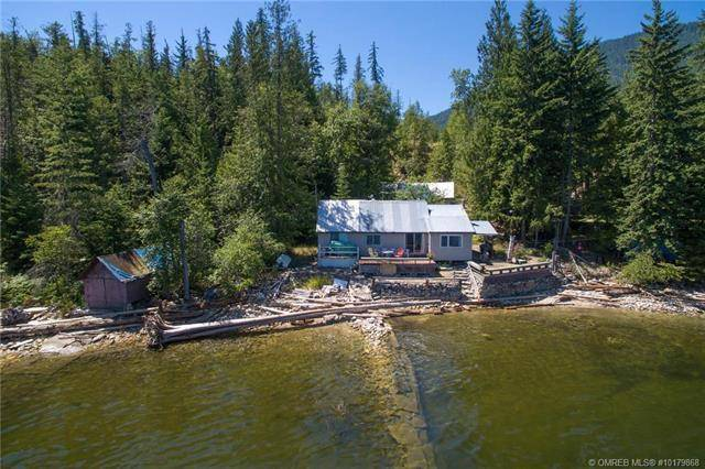 House for sale at 6980 Sunnybrae Canoe Point Rd Tappen British Columbia - MLS: 10179868
