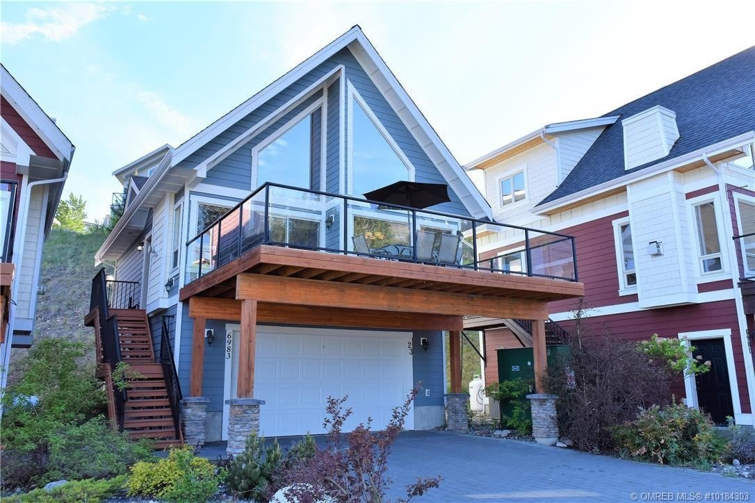 House for sale at 6983 Barcelona Dr East Kelowna British Columbia - MLS: 10184303