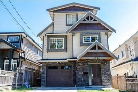 House for sale at 6986 Nelson Ave Burnaby British Columbia - MLS: R2406194