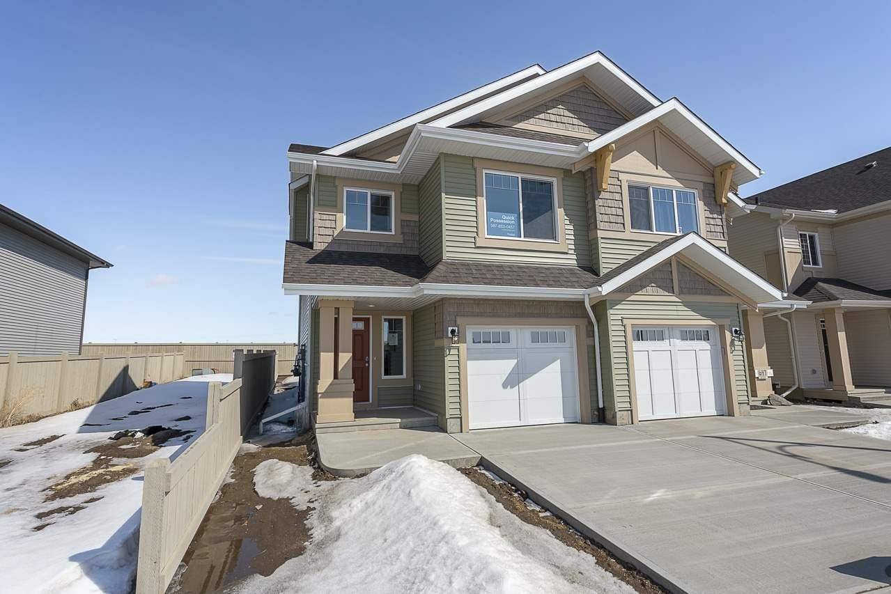 Townhouse for sale at 699 Eagleson Cres Nw Edmonton Alberta - MLS: E4193980