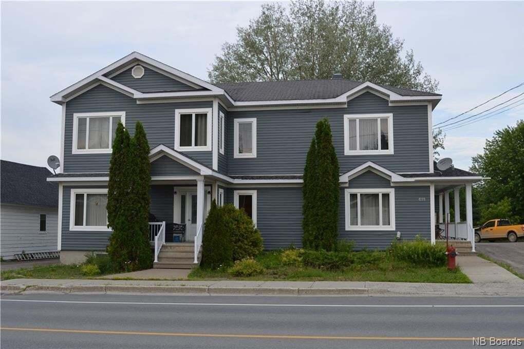 Townhouse for sale at 699 Principale St Saint Leonard New Brunswick - MLS: NB045666
