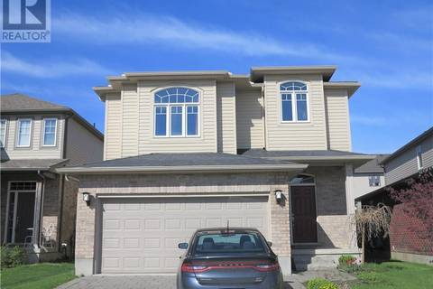 House for sale at 699 Springwood Cres London Ontario - MLS: 201619