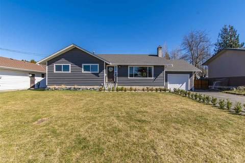 House for sale at 6992 Centennial Dr Sardis British Columbia - MLS: R2350852