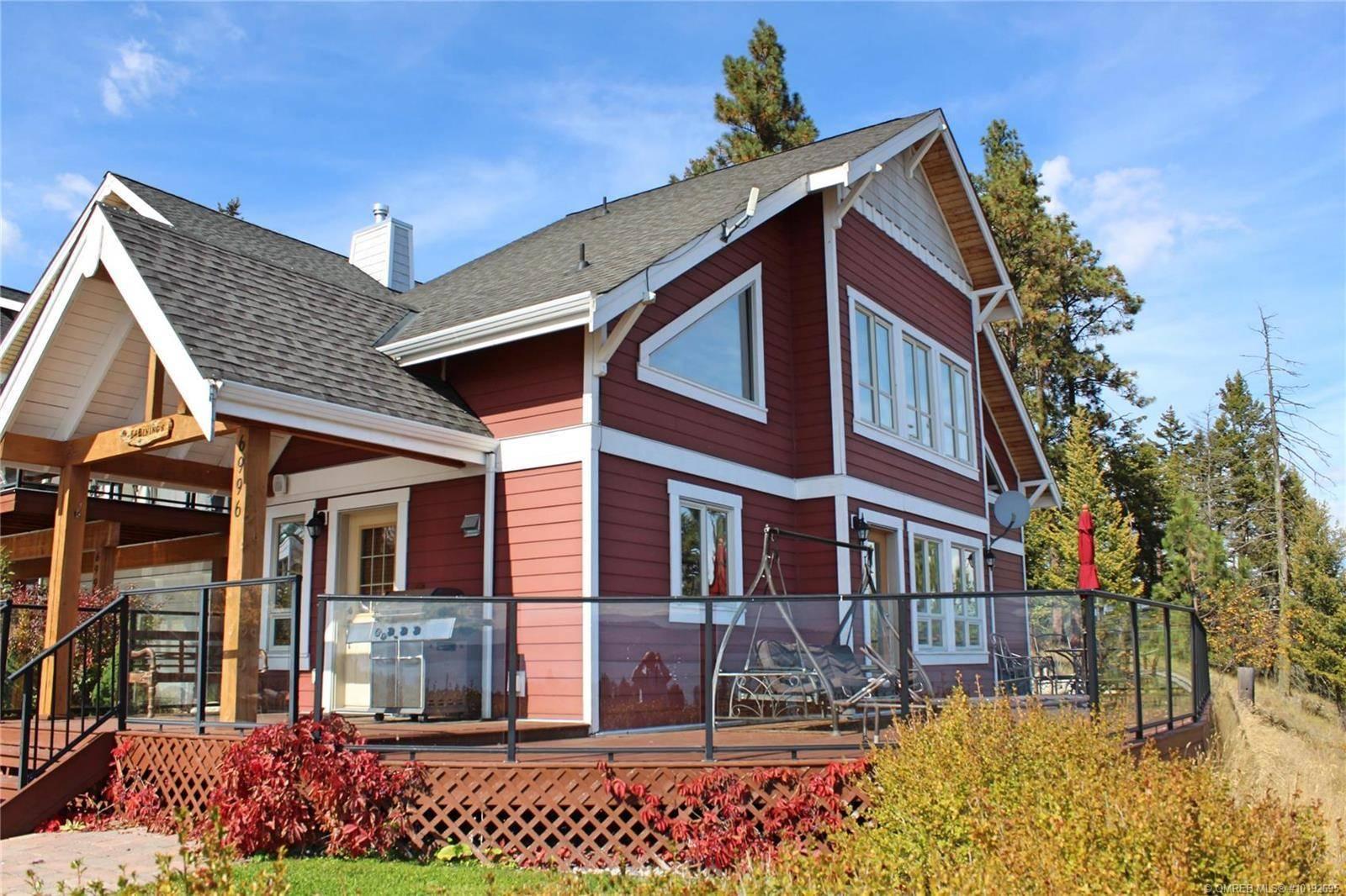 House for sale at 6996 Terazona Dr Kelowna British Columbia - MLS: 10192695