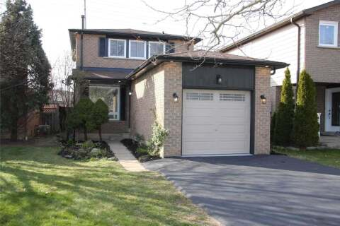 House for sale at 6998 Cordingley Cres Mississauga Ontario - MLS: W4767355