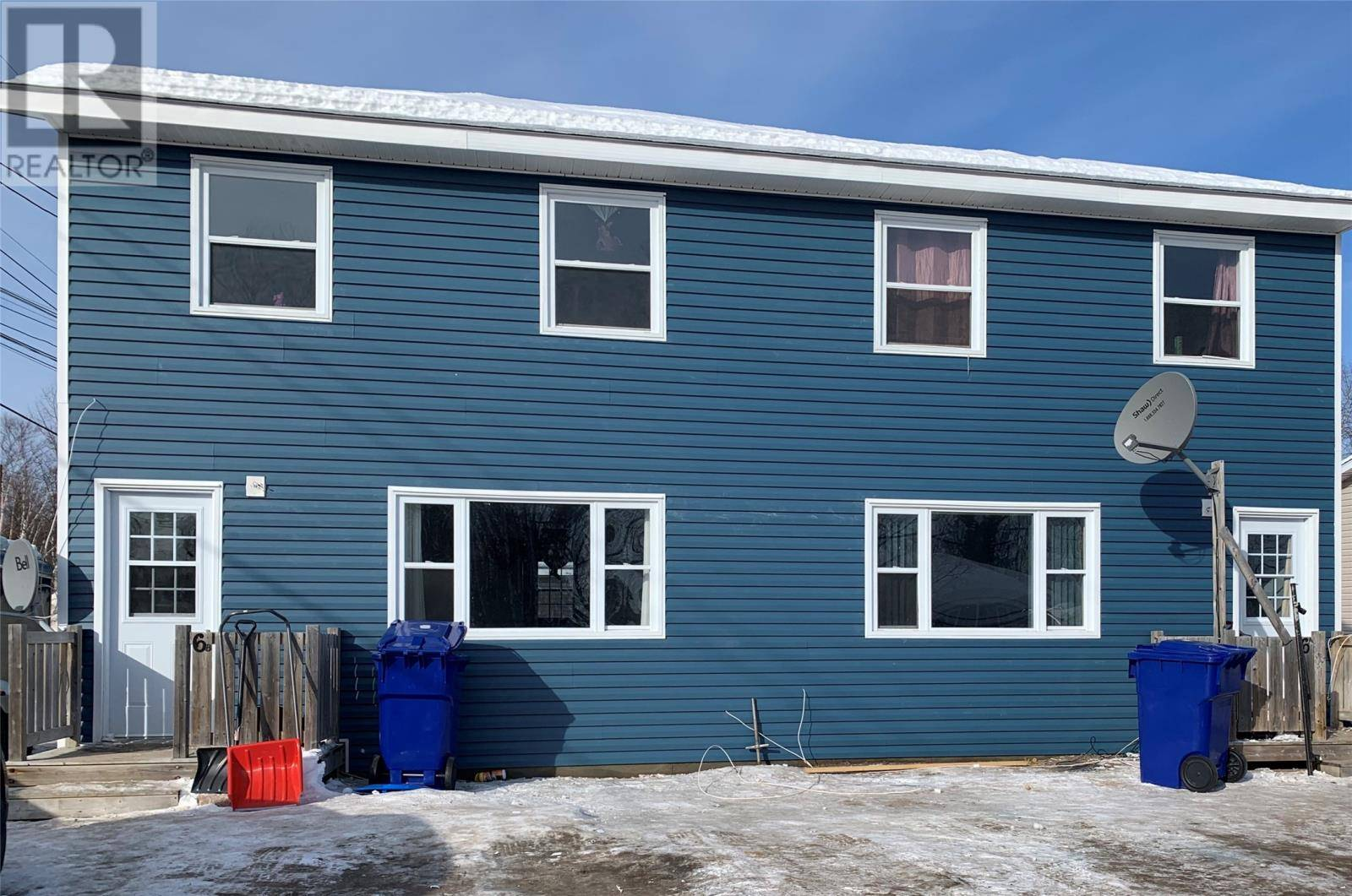 Home for sale at 6 Hamilton River Rd Happy Valley-goose Bay Newfoundland - MLS: 1192605