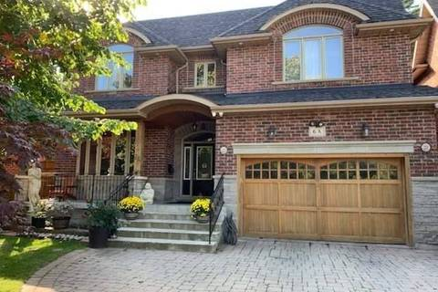 House for sale at 6 Muir Dr Toronto Ontario - MLS: E4621794