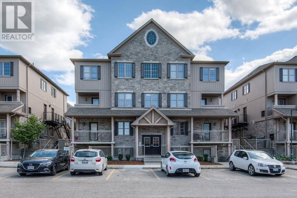 Townhouse for sale at 1460 Highland Rd West Unit 6g Kitchener Ontario - MLS: 30758798