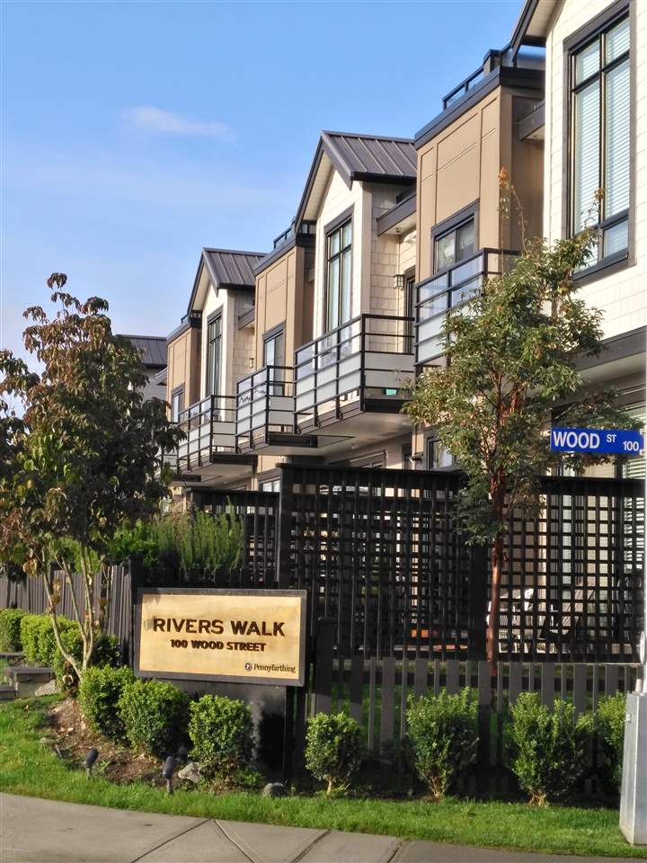 Removed: 7 - 100 Wood Street, New Westminster, BC - Removed on 2019-01-17 02:39:04