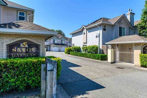 Townhouse for sale at 10080 Kilby Dr Unit 7 Richmond British Columbia - MLS: R2393912