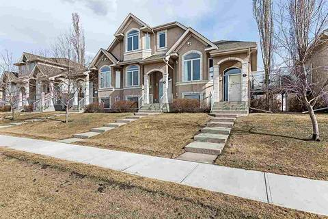 Townhouse for sale at 101 Jim Common Dr Unit 7 Sherwood Park Alberta - MLS: E4153458