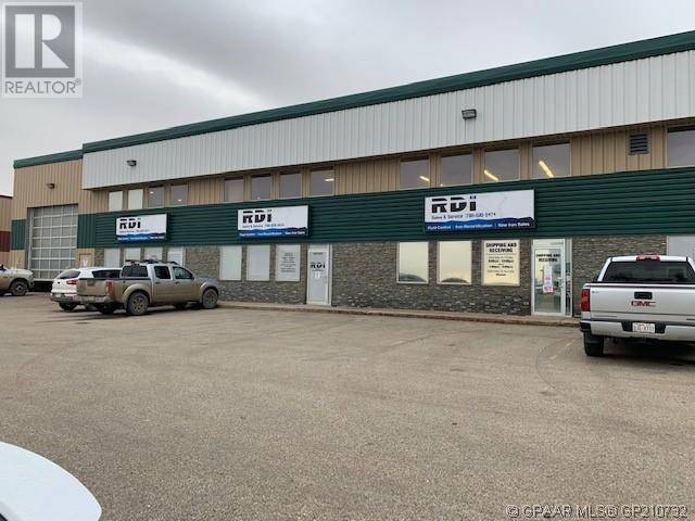 Commercial property for lease at 10602 79 Ave Apartment 7 Clairmont Alberta - MLS: GP210732