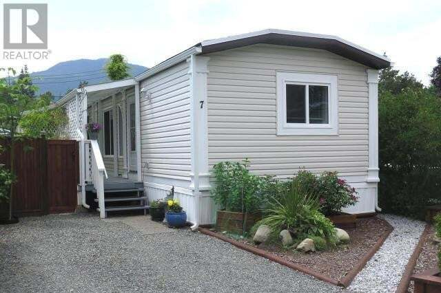 Residential property for sale at 10860 Chemainus Rd Unit 7 Ladysmith British Columbia - MLS: 470990