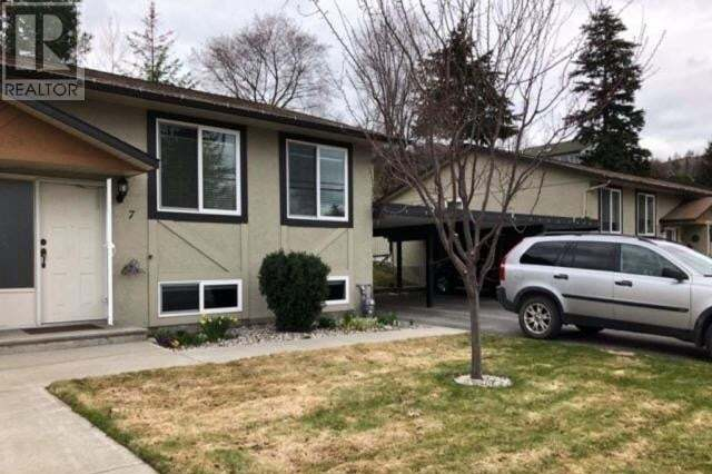 Townhouse for sale at 10907 Jubilee Rd Unit 7 Summerland British Columbia - MLS: 183791