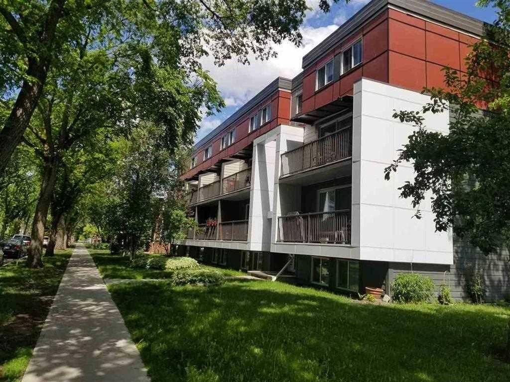 Condo for sale at 10931 83 St Nw Unit 7 Edmonton Alberta - MLS: E4182859
