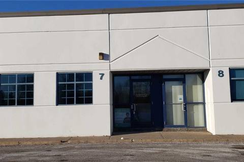 Commercial property for sale at 11 Stanley Ct Unit 7 Whitby Ontario - MLS: E4717600