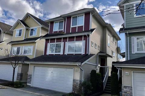 Townhouse for sale at 1108 Riverside Cs Unit 7 Port Coquitlam British Columbia - MLS: R2441517