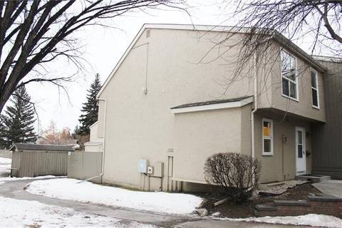 Townhouse for sale at 11407 Braniff Rd Southwest Unit 7 Calgary Alberta - MLS: C4241063