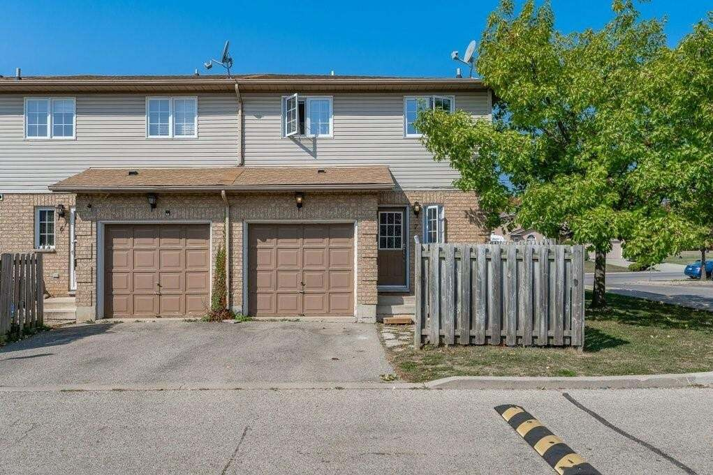 Townhouse for sale at 12 Whitedeer Rd Unit 7 Stoney Creek Ontario - MLS: H4089404