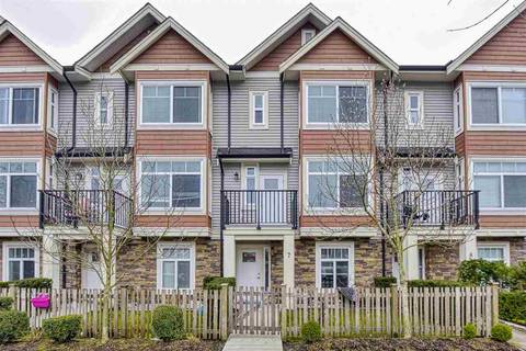 Townhouse for sale at 12092 70 Ave Unit 7 Surrey British Columbia - MLS: R2442697