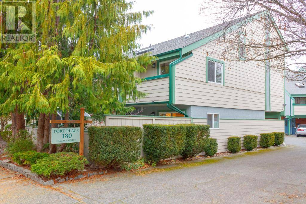 Townhouse for sale at 130 Niagara St Unit 7 Victoria British Columbia - MLS: 419236