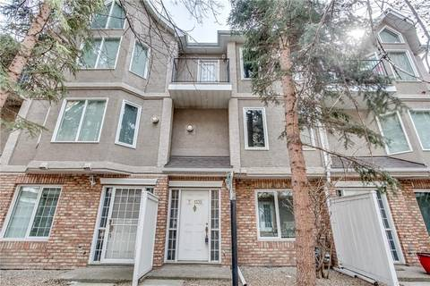 Townhouse for sale at 1339 14 Ave Sw Unit 7 Beltline, Calgary Alberta - MLS: C4224414