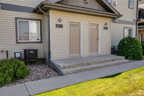 Townhouse for sale at 137 Silkstone Rd W Unit 7 Lethbridge Alberta - MLS: LD0169403