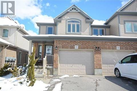 Townhouse for rent at 14 Amos Dr Unit 7 Guelph Ontario - MLS: 30735258