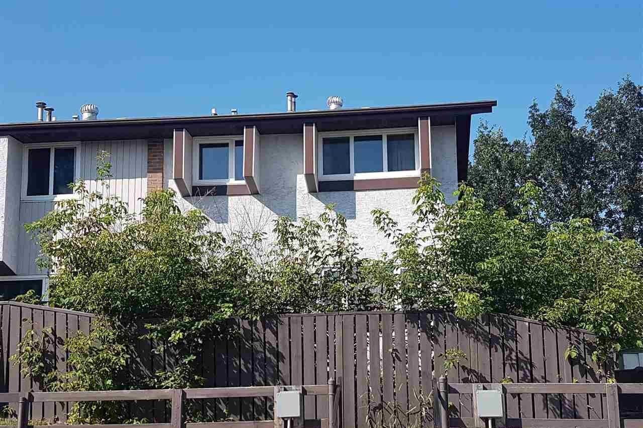 Townhouse for sale at 14305 82 St NW Unit 7 Edmonton Alberta - MLS: E4209780