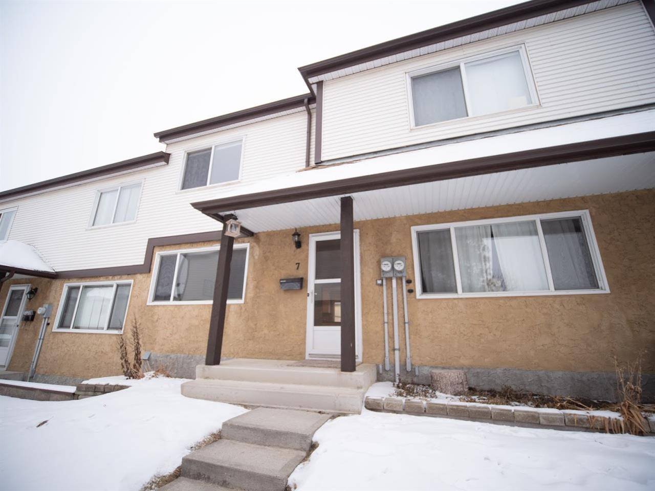 Townhouse for sale at 14511 52 St Nw Unit 7 Edmonton Alberta - MLS: E4182643