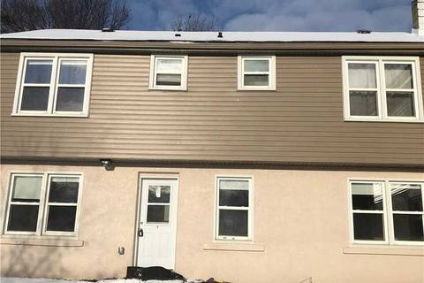 Townhouse for rent at 15 John St Unit 7 Halton Hills Ontario - MLS: W4695552