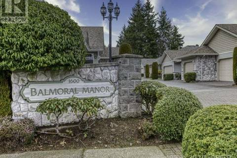 Townhouse for sale at 1600 Balmoral Ave Unit 7 Comox British Columbia - MLS: 465492