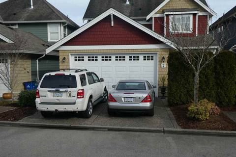 House for sale at 16825 60 Ave Unit 7 Surrey British Columbia - MLS: R2350930