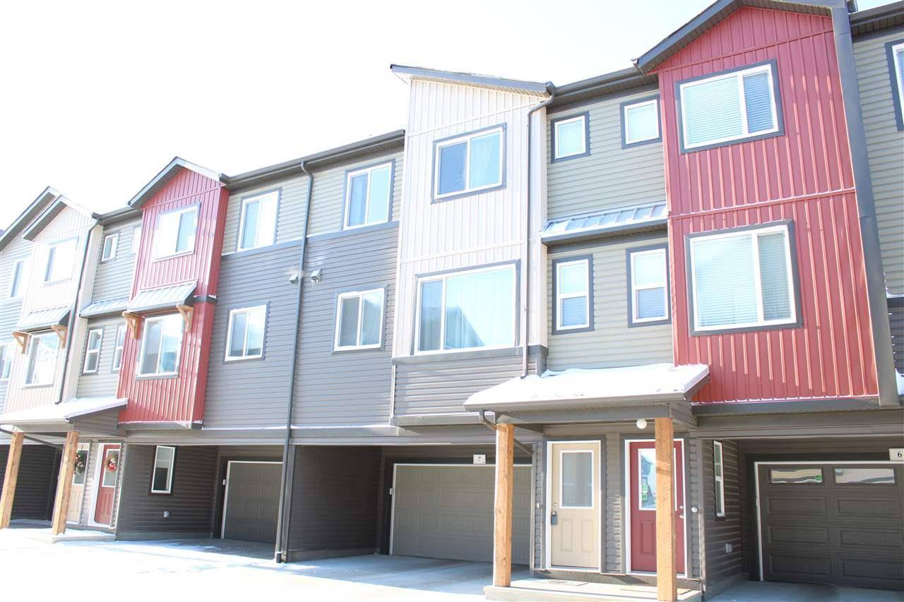 Townhouse for sale at 16903 68 St Nw Unit 7 Edmonton Alberta - MLS: E4184412