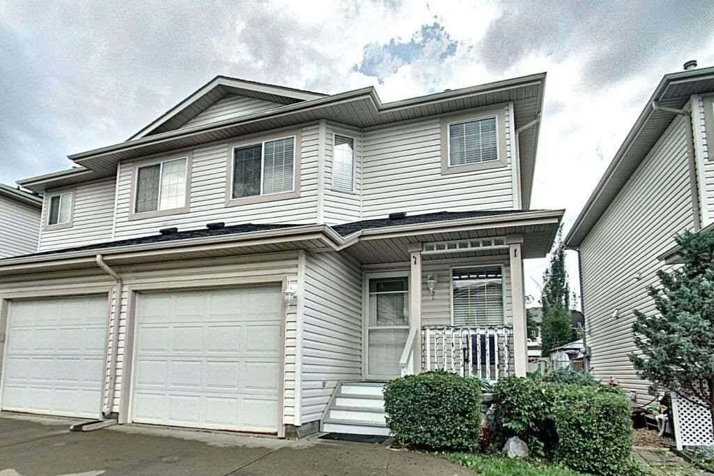 Townhouse for sale at 16933 115 St NW Unit 7 Edmonton Alberta - MLS: E4208829