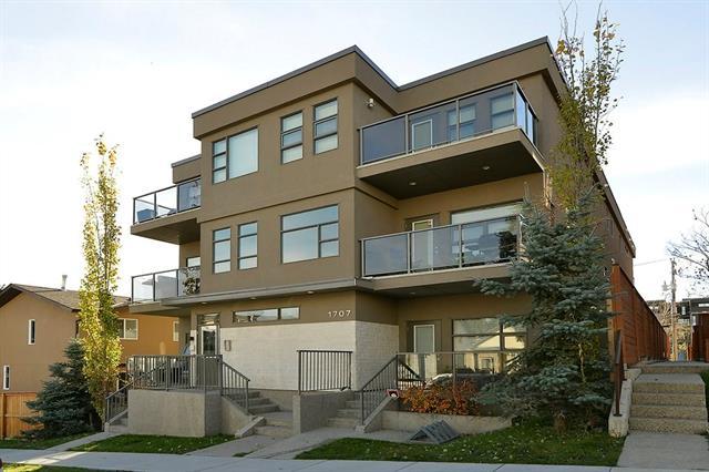 Buliding: 1707 27 Avenue Southwest, Calgary, AB