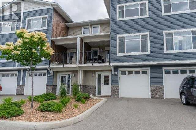 Townhouse for sale at 1711 Copperhead Drive  Unit 7 Kamloops British Columbia - MLS: 157234