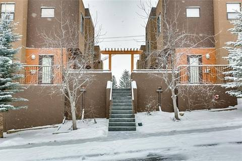 Townhouse for sale at 1717 27 Ave Southwest Unit 7 Calgary Alberta - MLS: C4222250