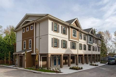 Townhouse for sale at 1818 Harbour St Unit 7 Port Coquitlam British Columbia - MLS: R2430456