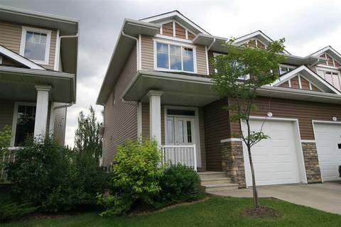 Townhouse for sale at 18230 104a St Nw Unit 7 Edmonton Alberta - MLS: E4159363