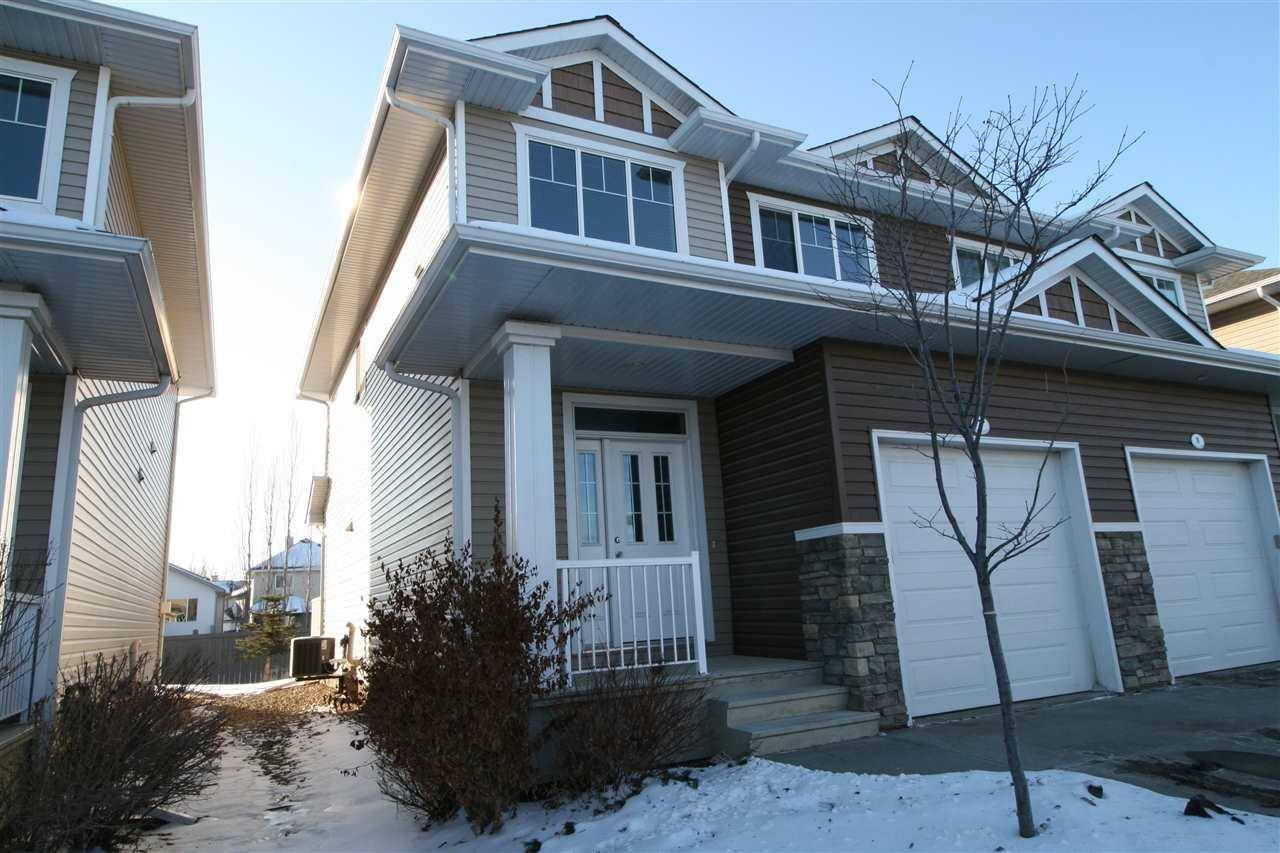 Townhouse for sale at 18230 104a St Nw Unit 7 Edmonton Alberta - MLS: E4183078