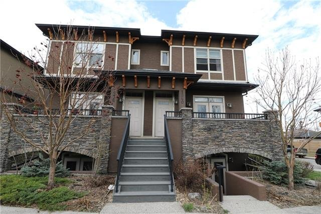 For Sale: 1940 24a Street Southwest, Calgary, AB | 2 Bed, 3 Bath Townhouse for $409,888. See 45 photos!