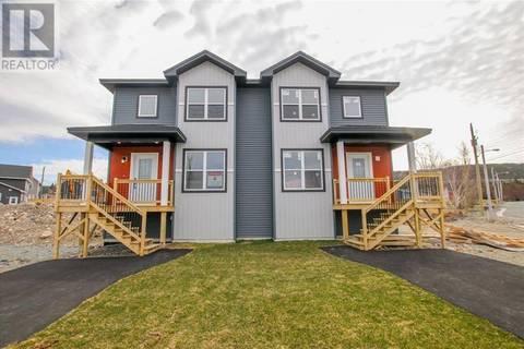House for sale at 2 Ploughman Pl Unit 7 Conception Bay South Newfoundland - MLS: 1192471
