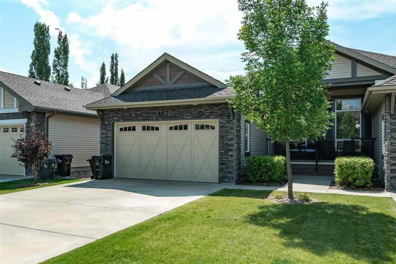 Townhouse for sale at 200 Cascade Cr Unit 7 Sherwood Park Alberta - MLS: E4208806
