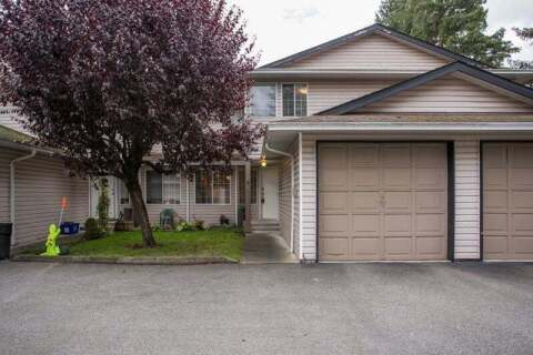 Townhouse for sale at 21541 Mayo Pl Unit 7 Maple Ridge British Columbia - MLS: R2510971