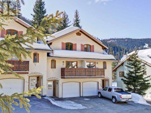 Townhouse for sale at 2160 Sun Peaks Road  Unit 7 Sun Peaks British Columbia - MLS: 156120