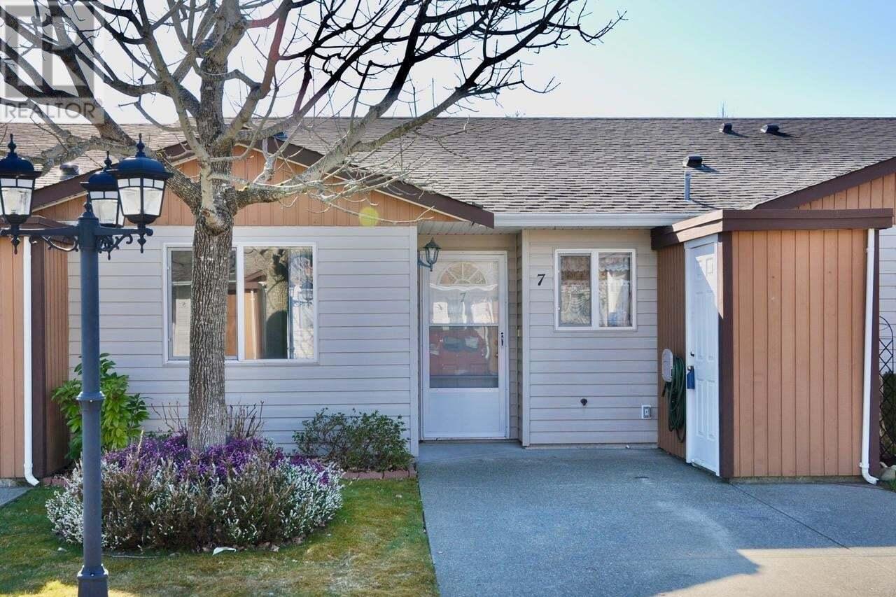 Townhouse for sale at 2197 Murrelet  Unit 7 Comox British Columbia - MLS: 834326