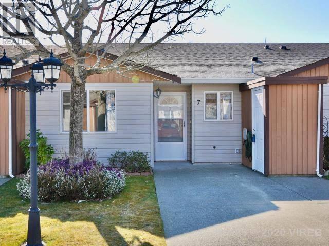 Townhouse for sale at 2197 Murrelet Dr Unit 7 Comox British Columbia - MLS: 466085